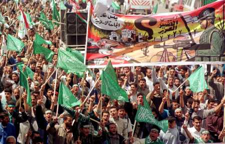 Palestinians launch another Intifada